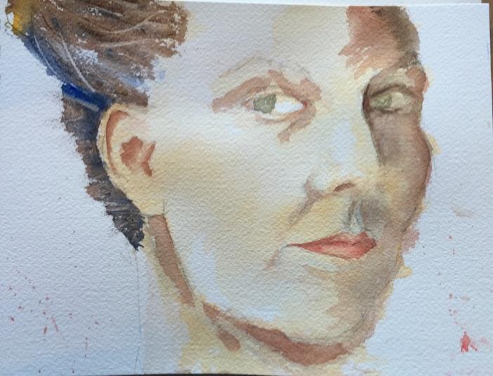 Intense lady (1)